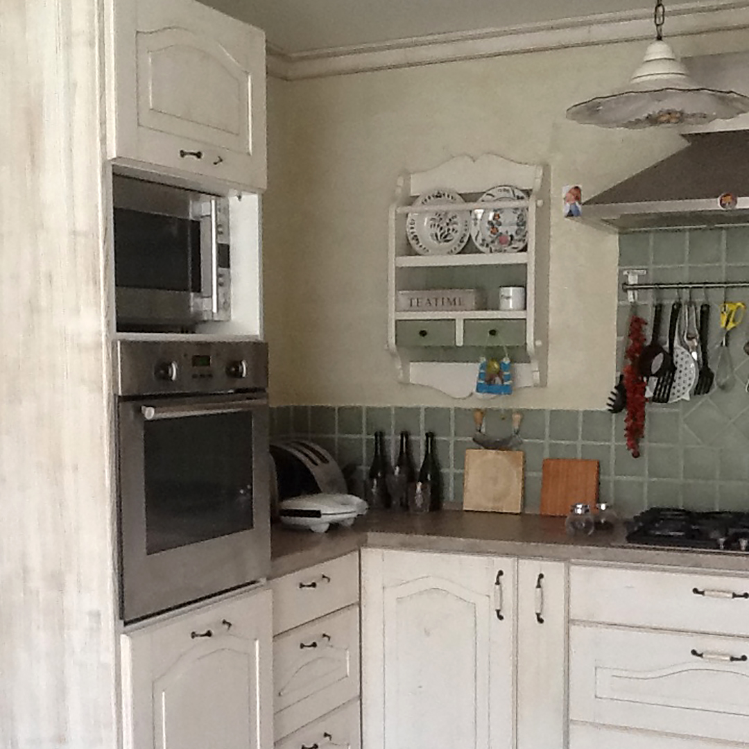 31a58a914b3c Kuchyne na mieru - Provensálsky štýl