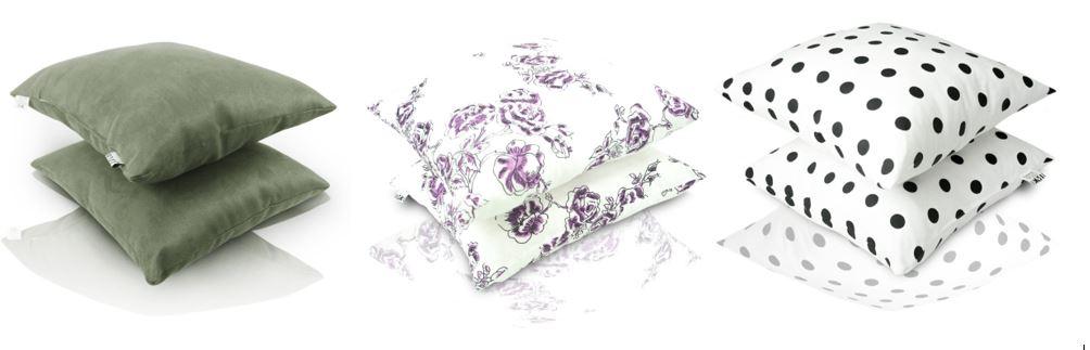 posteľné prádlo emi, dekoračné vankúše emi