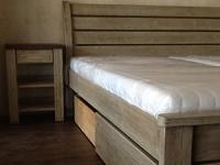 manželské postele z masívu, postele z masívu, postele na mieru, nábytok na mieru, provensálsky nábytok, vidiecky nábytok