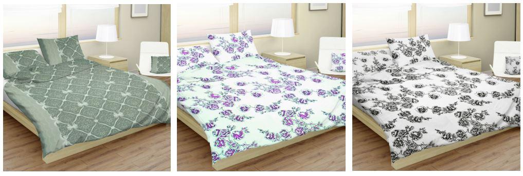 návliečky na posteľ emi, posteľné prádlo emi